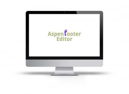 ASPEN 系列插件ASPEN FOOTER EDITOR頁腳編輯器中文版 - V2.1.1