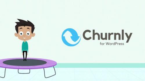 Woocommerce催付郵件提醒插件CHURNLY中文版V1.0.5