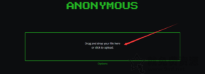 Anonymous Files匿名文档分享空间单文件5G无下载限制