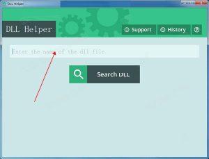 DLL Helper DLL安装扫描工具1.0.4.2345 官方版